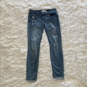 Baja ankle jeans